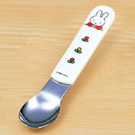 メラミン食器 子供食器 ミッフィー スプーン18-8ステンレス M-1308C/業務用/新品