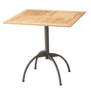 カフェテーブル55号[CAFE TABLE-55] 幅750×奥行750×高さ715(mm)/業務用/新品/送料無料