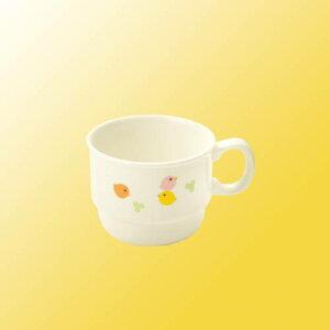 子供食器 手付きカップ たまひよこ/新品/業務用