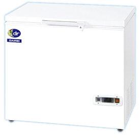 ダイレイ 冷凍ストッカー超低温(-60℃) スーパーフリーザー 191L DF-200e 幅925×奥行694×高さ848(mm) 単相100V【送料無料】