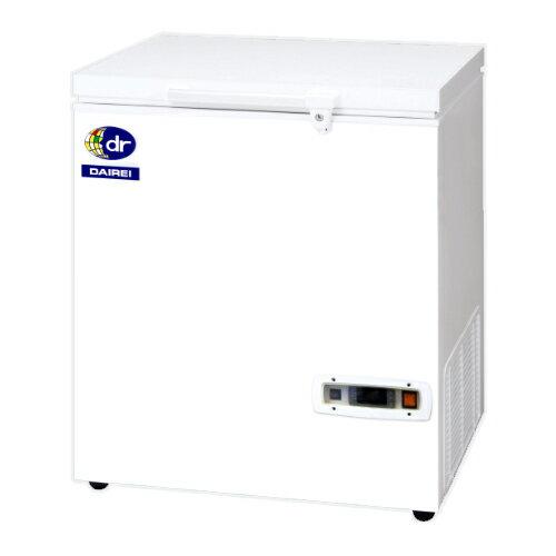 【業務用】ダイレイ 冷凍ストッカー 冷凍庫 -60度 133L DF-140D 【送料無料】
