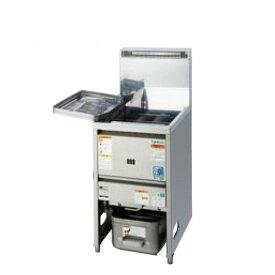 【業務用/新品】 タニコー低輻射熱式 NB ガスフライヤー TGFL-45C(旧型式:NB-TGFL-C45) 幅450×奥行600×高さ800 油量:18L 【送料無料】