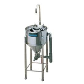 【業務用】【新品】 タニコー 洗米機 水圧洗米機 TRW-14 14kg(1斗) 【送料無料】
