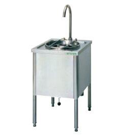 【業務用】【新品】 タニコー 洗米機 水圧洗米機 TRW-14D 幅500×奥行600×高さ800 14kg(1斗) 【送料無料】