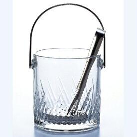 アイスペール 【トラフ 氷入】 東洋佐々木ガラス(TOYO-SASAKI) 56776N-E101/ φ122×H130・M135 /【業務用】