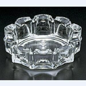 灰皿 ローラー(中) 東洋佐々木ガラス(TOYOSASAKI GLASS) P-05532-JAN/(業務用)