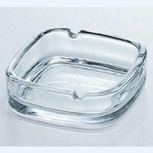 灰皿 スクエアー 東洋佐々木ガラス(TOYOSASAKI GLASS) P-05536-JAN/(業務用)