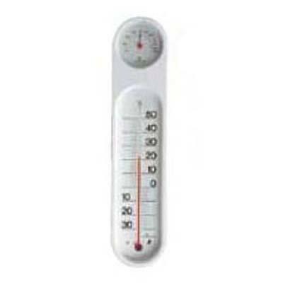 PC オーバル温湿度計 48927 【業務用】【グループA】