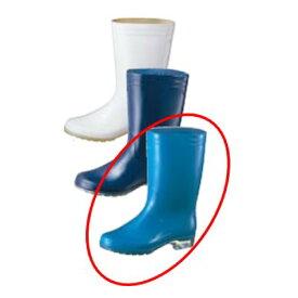 アキレス 長靴 タフテックホワイト62 透明底 23.5cm グリーン/業務用/新品
