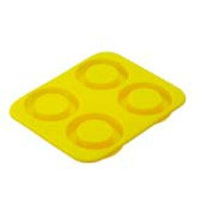 シリコンミニロールケーキ型 4個取り DL-5999/業務用/新品