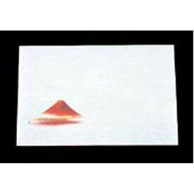 尺三 懐石まっと 抗菌遠赤和紙(100枚入) WS-1 赤富士 オールシーズン 【業務用】【グループA】