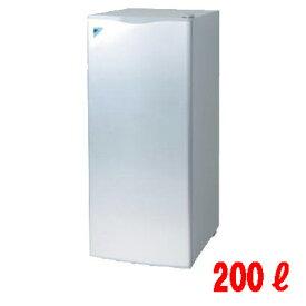 【業務用】冷凍ストッカー 冷凍庫(ファン式) 縦型幅554×奥行710×高さ1,332[LBVFD2BS]【送料無料】