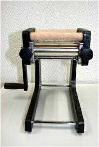 製麺機 麺作り 卓上製麺機 (2mm) 池永鉄工 300×290×280(mm)切刃幅112(mm) 1入 【業務用】【送料無料】
