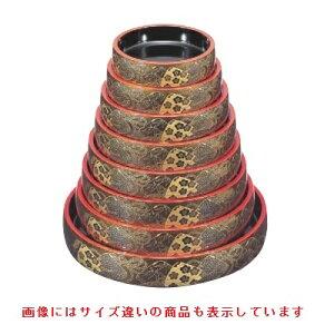 寿司桶 D.Xタイコ型すし桶梨地はまぐり尺3寸 高さ76 直径:400/業務用/新品