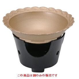 18cm越前鍋 ゴールド/業務用/新品/テンポス
