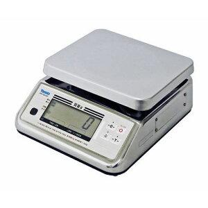 【プロ用/新品】 【大和製衡】 防水デジタル上皿はかり(検定付) UDS-700-WPK-6 【送料無料】