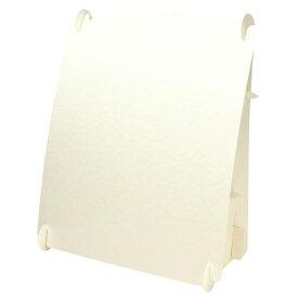 組立式ネックレスボード ホワイト/2台入り/業務用/新品