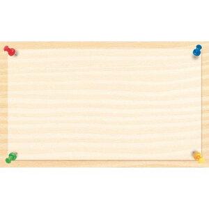 ショーカード 名刺サイズ 押しピン/30枚×5冊入/業務用/新品