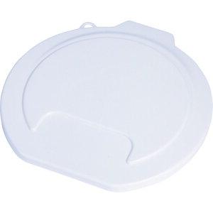 バーテック バーキュートプラス カラーバケツ蓋 9L 白 BCP-CBF9W/業務用/新品/小物送料対象商品