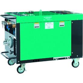 スーパー工業 ディーゼルエンジン式大型散水機 SEL-300SS-3(防音型)/業務用/新品/送料別途見積