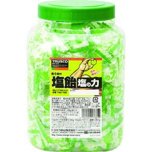 TRUSCO 【※軽税】塩飴 塩の力 750g 青梅味 ボトルタイプ TNU750/業務用/新品/小物送料対象商品