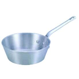 【TKG】片手鍋 DON アルミテーパー鍋 18cm アカオ/7-0034-0102/業務用/新品