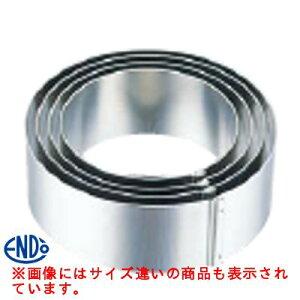 18-8 ジャンボかみ合せ丸セルクル(イングリッシュマフィン) 直径90×30/業務用/新品/テンポス