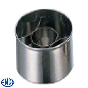 ドーナツ抜型 2.4 直径72×55/業務用/新品/テンポス