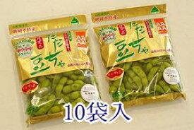 だだちゃ豆 山形セレクション認定品 3kg 選ばれた生産者さんのみが与えられる称号 違いの分かる逸品です 山形県鶴岡市特産品