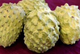 チェリモヤ・アテモヤ通販 別名森のアイスと呼ばれる果物を販売取寄。約2kg 約4個〜約8個 沖縄産