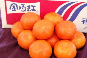 金時紅みかん通信販売 お歳暮香川県みかんに。小原紅早生は果皮・果肉も紅色 約5kg
