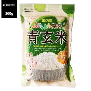 【メール便 送料100円】 ベストアメニティ ぷちぷち発芽 青玄米 300g