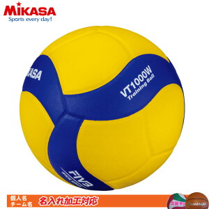 名入れ対応! ミカサ バレーボール トレーニングボール5号 1000g VT1000W