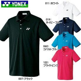 名入れ刺繍OK! ヨネックス テニス テニスウェア ポロシャツ 10300