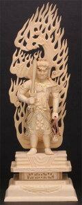 御仏像 不動明王立像 [真言宗用] 4寸 ●お仏壇・仏具の浜屋