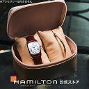 【ホリデースペシャル】 ボルトン ポーチセット ハミルトン 公式 腕時計 Hamilton Boulton アメリカンクラシック レディース レザー | 正規品 時計 革ベルト レッド クォーツ レディース腕時計 ブランド腕時計 おしゃれ クリスマス ギフト
