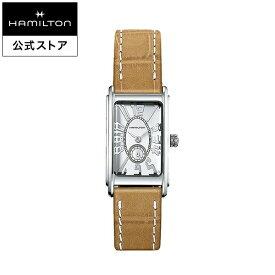 ハミルトン 公式 腕時計 Hamilton Ardmore アメリカンクラシック アードモア レディース レザー | 正規品 時計 クォーツ 革ベルト ブランド腕時計 ギフト レディ レディースウォッチ 女性腕時計 おしゃれ 女性 watch クオーツ 革 シンプル
