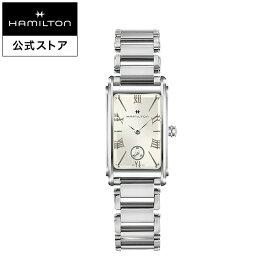 Hamilton ハミルトン 公式 腕時計 Ardmore アメリカンクラシック アードモア レディース メタル H11221114 | 正規品 時計 ブレスレットウォッチ ブレスレット レディース腕時計 ブランド腕時計 レディースウォッチ 女性腕時計 女性 watch メタルバンド クォーツ スクエア