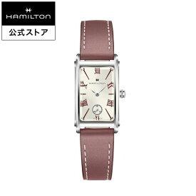 ハミルトン 公式 腕時計 HAMILTON American Classic Ardmore アメリカンクラシック アードモア クオーツ 18.70MM レザーベルト シルバー × ゴールド H11221814 レディース腕時計 女性 正規品 ブランド ビジネス シンプル