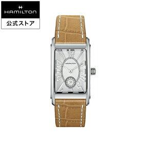 ハミルトン 公式 腕時計 Hamilton Ardmore アメリカンクラシック アードモア レディース レザー | 正規品 時計 クォーツ 革ベルト ブランド腕時計 ギフト レディ レディースウォッチ 女性腕時計 おしゃれ 女性 watch クオーツ 革 シンプル ウオッチ レザーベルト