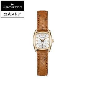 ハミルトン 公式 腕時計 Hamilton Bagley アメリカンクラシック バグリー レディース レザー | 正規品 時計 革ベルト レディース腕時計 ブランド腕時計 ギフト ビジネス レディ レディースウォッチ 女性腕時計 おしゃれ 女性 watch 革 シンプル オフィス ウオッチ