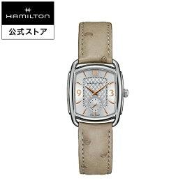 ハミルトン 公式 腕時計 Hamilton Bagley アメリカンクラシック バグリー レディース レザー | 正規品 時計 革ベルト レディース腕時計 ブランド腕時計 ギフト うでとけい レディ レディースウォッチ 女性用腕時計 女性 watch 革 シンプル ウオッチ レザーベルト