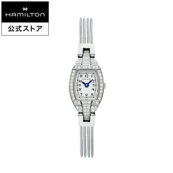 【ハミルトン 公式】 Hamilton Lady Hamilton アメリカンクラシック レディハミルトン レディース メタル | 腕時計 時計 女性 女性用腕時計 レディース腕時計 ブランド腕時計 うでとけい メタルバンド ブレスレット ブレスレットウォッチ レディースウォッチ 女性腕時計