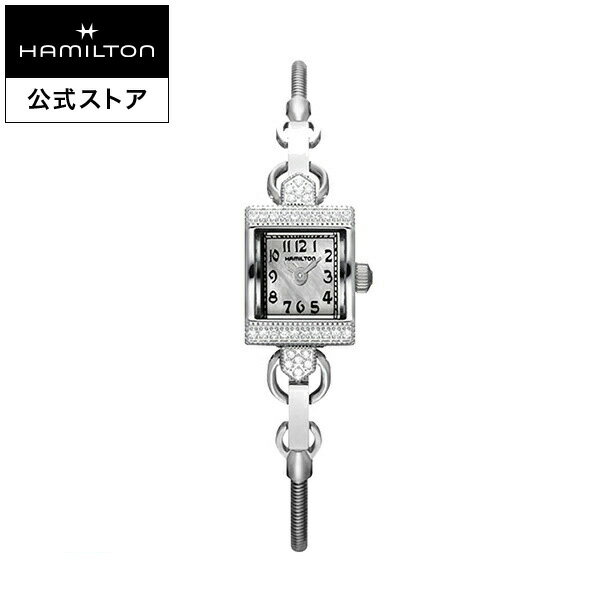 【ハミルトン 公式】 Hamilton Lady Vintage アメリカンクラシック レディハミルトン ヴィンテージ レディース メタル   腕時計 時計 女性 女性用腕時計 レディース腕時計 ブランド腕時計 うでとけい メタルバンド ブレスレット ブレスレットウォッチ レディースウォッチ