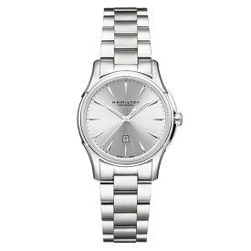 ハミルトン 公式 腕時計 Hamilton Jazzmaster Viewmatic Lady Auto34mm ジャズマスター ビューマチック レディ オート レディース メタル シルバー ギフト | 正規品 時計 レディース腕時計 ブランド ビジネス おしゃれ 機械式自動巻 女性 オフィス
