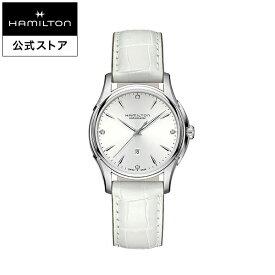 f455a13197 ハミルトン 公式 腕時計 Hamilton Jazzmaster Viewmatic Lady Auto ジャズマスター ビューマチック レディ  オート レディース レザー