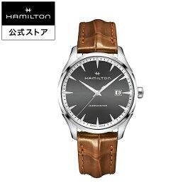 ハミルトン 公式 腕時計 Hamilton Jazzmaster Gent ジャズマスター ジェント メンズ レザー | 正規品 時計 メンズ腕時計 ブランド 革ベルト ウォッチ ビジネス うでとけい 男性腕時計 革 男性 オフィス 20代 誕生日プレゼント メンズウォッチ 30代 男性用腕時計