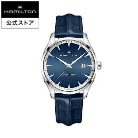 ハミルトン 公式 腕時計 Hamilton Jazzmaster Gent ジャズマスター ジェント メンズ レザー | 正規品 時計 メンズ腕時計 ブランド クォーツ 革ベルト ビジネス 男性腕時計 クオーツ 革 シンプル 電池 レザーベルト 紳士腕時計 5気圧防水 ブルーベルト 誕生日プレゼント