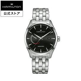 Hamilton ハミルトン 公式 腕時計 Jazzmaster Power Reserve ジャズマスター パワーリザーブ メンズ メタル | 正規品 時計 メンズ腕時計 ブランド ブレスレットウォッチ ウォッチ 自動巻 ビジネス 機械式 おしゃれ watch 高級 男性 プレゼント 男性用腕時計