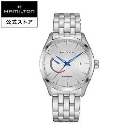 ハミルトン 公式 腕時計 Hamilton Jazzmaster Power Reserve ジャズマスター パワーリザーブ メンズ メタル | 正規品 時計 メンズ腕時計 ギフト ブランド ブレスレットウォッチ ウォッチ ビジネス 高級 プレゼント シルバー メタルバンド 男性用腕時計 メンズ